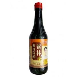 山西紫林精酿山西陈醋 酿造食醋420ML