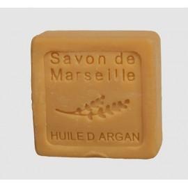 SAVON DE MARSEILLE 30G-HUILE D'ARGAN