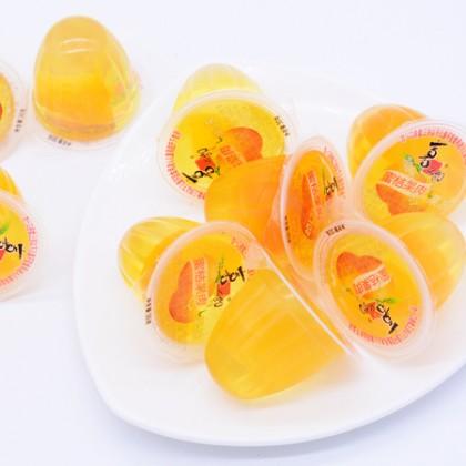 新品喜之郎果肉果冻 4种口味(16个) 散装 480G