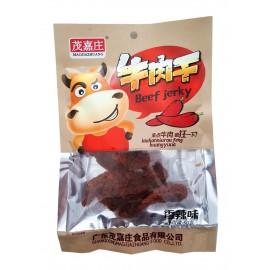 广东茂嘉庄牛肉干 香辣味 50G