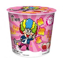 旺旺 旺仔摇滚冻 草莓口味 132G