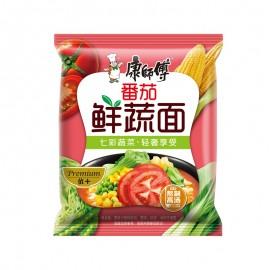 康师傅番茄鲜蔬面 袋装 101G