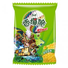 康师傅香爆脆干脆面 香葱鸡味 45G