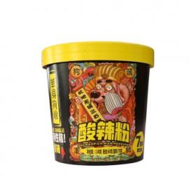 单身狗粮网红酸辣粉(微辣)138G