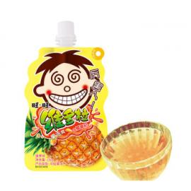 旺旺维多粒果冻爽 菠萝味 150G