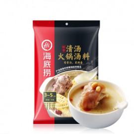 海底捞  鲜香清汤火锅调料 110G