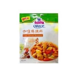 味好美 家常经典咖喱鸡 调料40G