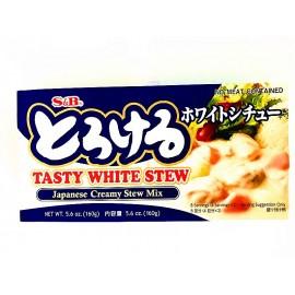 日本原产S&B特乐口 白汁烩饭调料160G