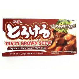 日本原产S&B特乐口 牛肉烩饭调料160G
