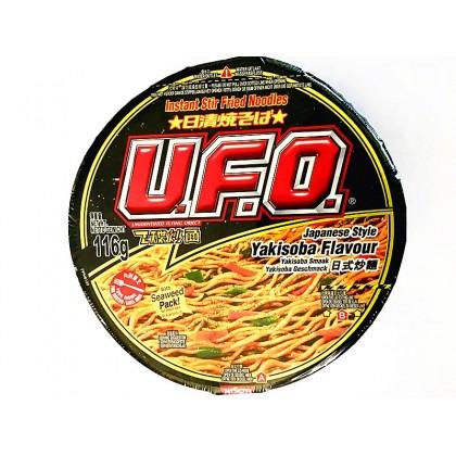 香港日清NISSIN UFO飞碟炒面 日式炒面116G