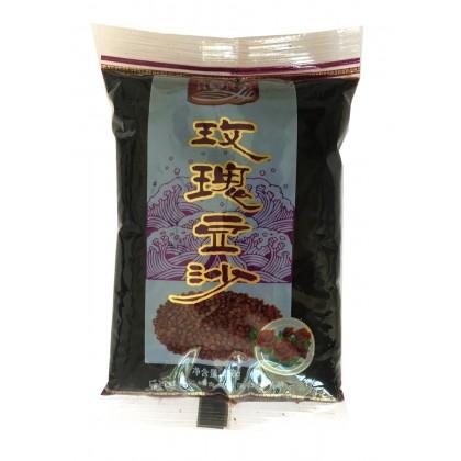 广西特产食全食美 玫瑰豆沙458G