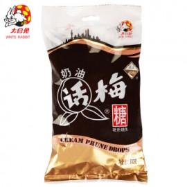 老上海冠生园大白兔 奶油话梅糖 168G