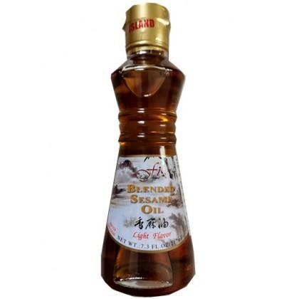 台湾原产 香麻油217ML