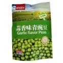 鲜美阳光蒜香味青豌豆 75G