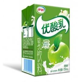 伊利优酸乳原味 盒装 250ML