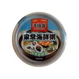 海福盛 即食冻干早餐粥 家常海鲜粥 38G