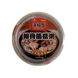 海福盛 即食冻干早餐粥 排骨菌菇粥 38G