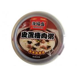海福盛 即食冻干早餐粥 皮蛋瘦肉粥37G