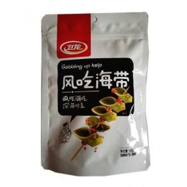 卫龙风吃海带 香辣味 168G