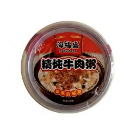 海福盛 即食冻干早餐粥 精炖牛肉粥 38G