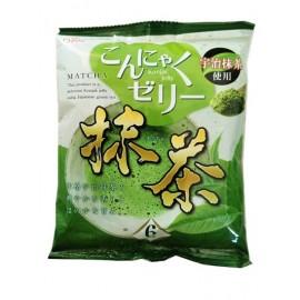 日本热销雪国 果汁蒟蒻果冻 布丁 抹茶味 108G